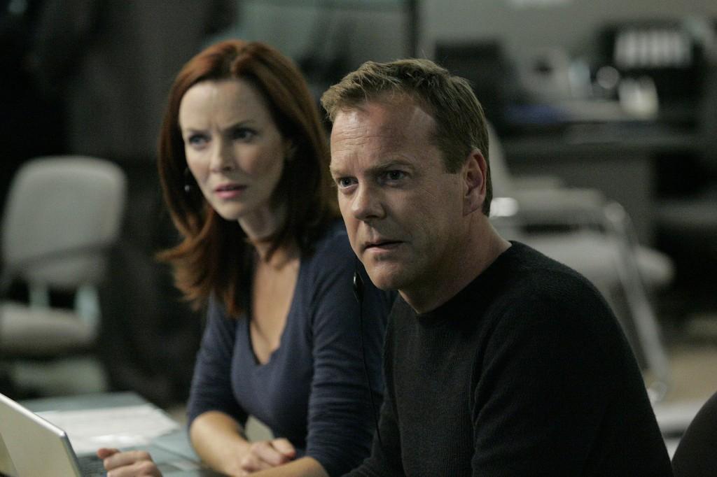 Renee and Jack 24 Season 7 Episode 18