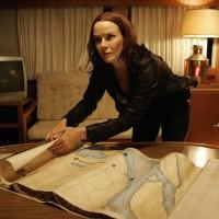 Renee Walker learns of White House attack 24 Season 7 Episode 11