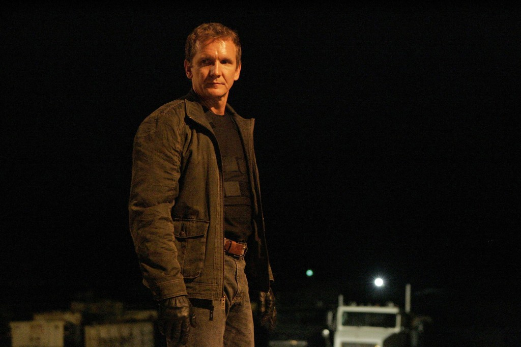 Sebastian Roche as John Quinn 24 Season 7 Episode 14