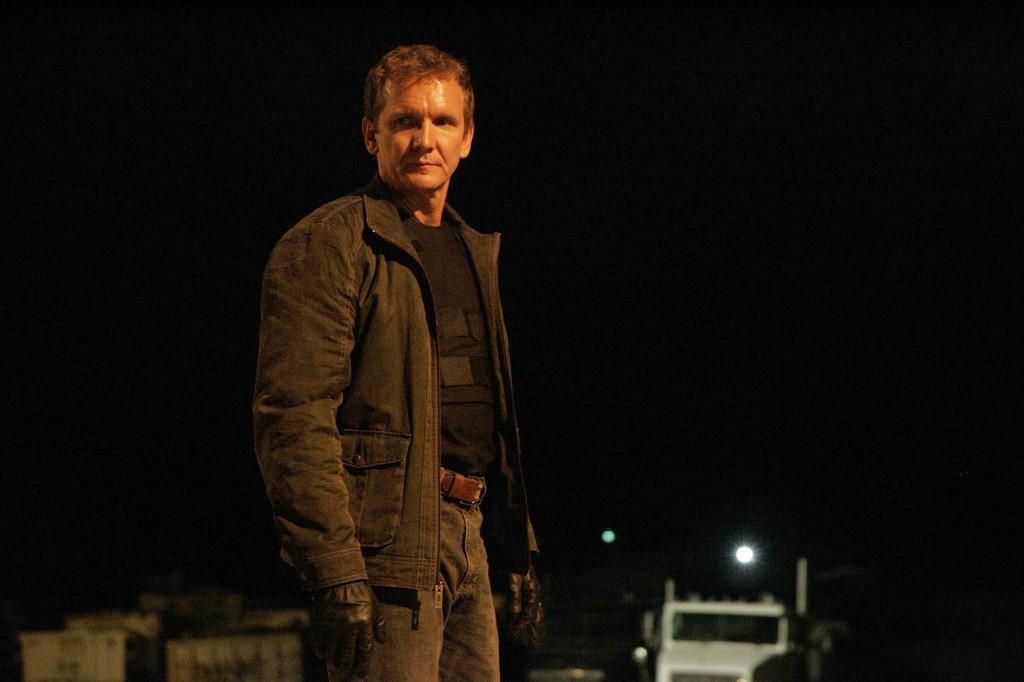 Sebastian Roche as John Quinn 24 Season 7 Episode 14