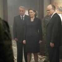 Senator Blaine Mayer, Allison Taylor, Ethan Kanin 24 Season 7 Episode 11
