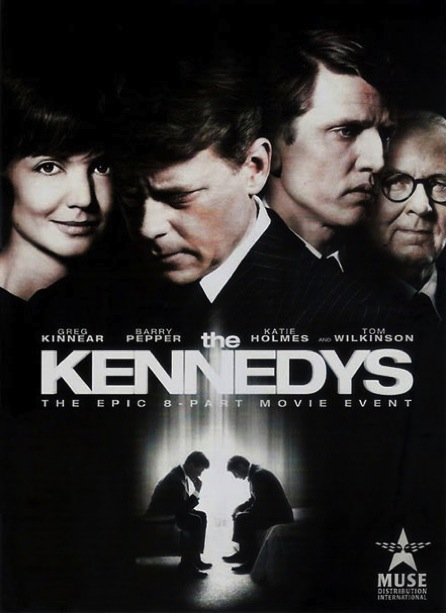The Kennedy's miniseries poster