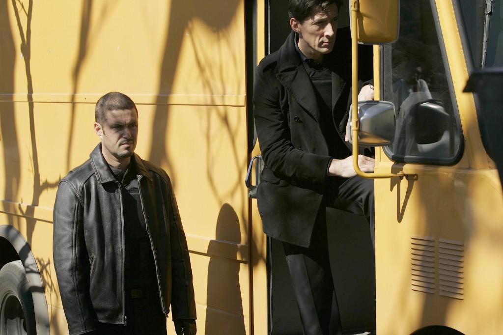 Tony Almeida and David Emerson 24 Season 7 Episode 5