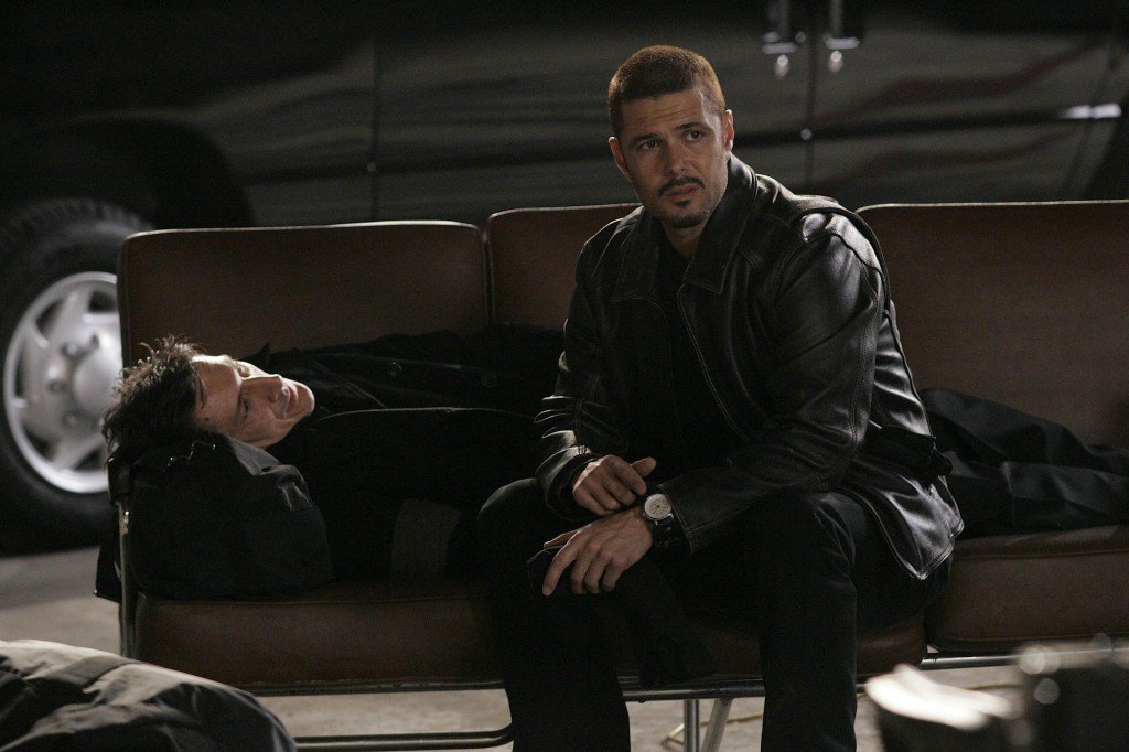 Peter Wingfield David Emerson Tony Almeida 24 Season 7 Episode 6