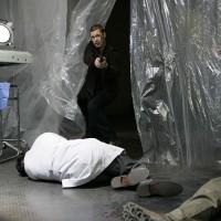 Tony Almeida chasing Jack Bauer 24 Season 7 finale