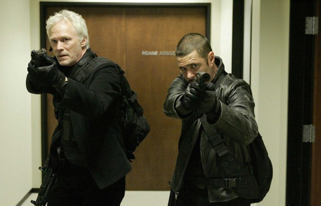 Bill Buchanan and Tony Almeida Guns Drawn 24 Season 7 Episode 7