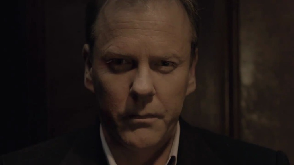 Kiefer Sutherland in The Confession screencap
