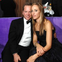 Kiefer Sutherland and Kim Raver at PEOPLE Magazine Official SAG After Party