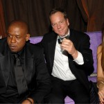 Kiefer Sutherland at PEOPLE Magazine Official SAG After Party