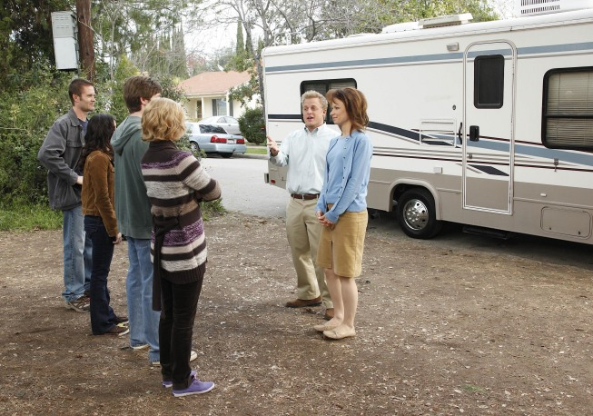 Mary Lynn Rajskub in Raising Hope