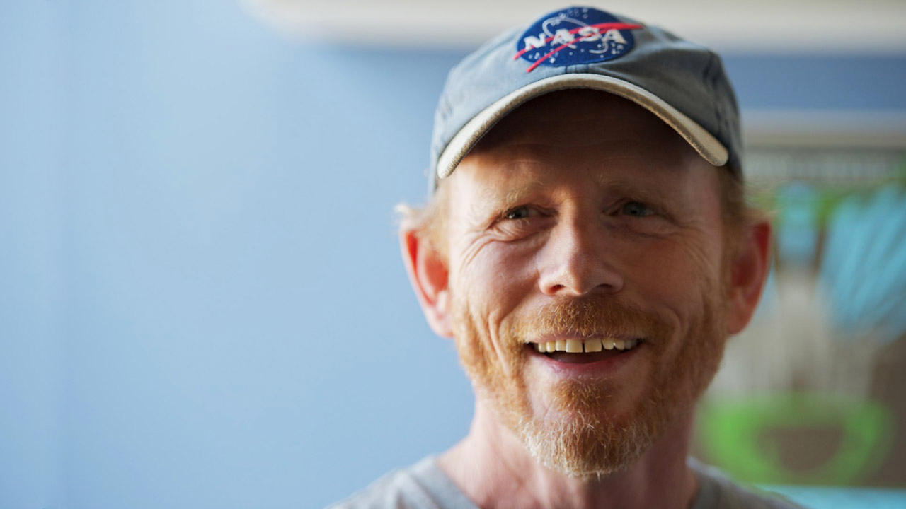ron howard 2016