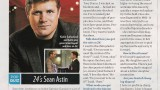 Sean Astin in People magazine March 20, 2006
