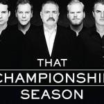 That Championship Season logo
