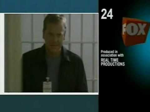 24 Season 3 Episode 4 Promo (4:00PM – 5:00PM)