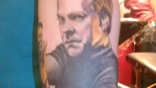 24 tattoo Jack Bauer