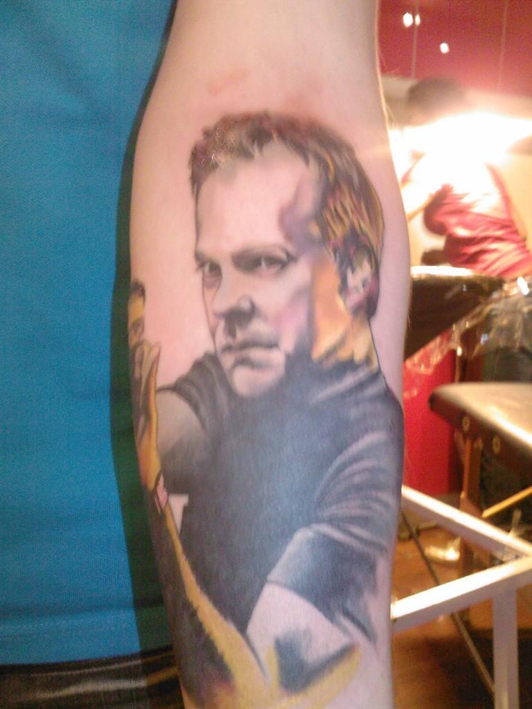 24 tattoo Jack Bauer