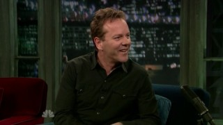 Kiefer Sutherland Jimmy Fallon Interview Mar 21 2011