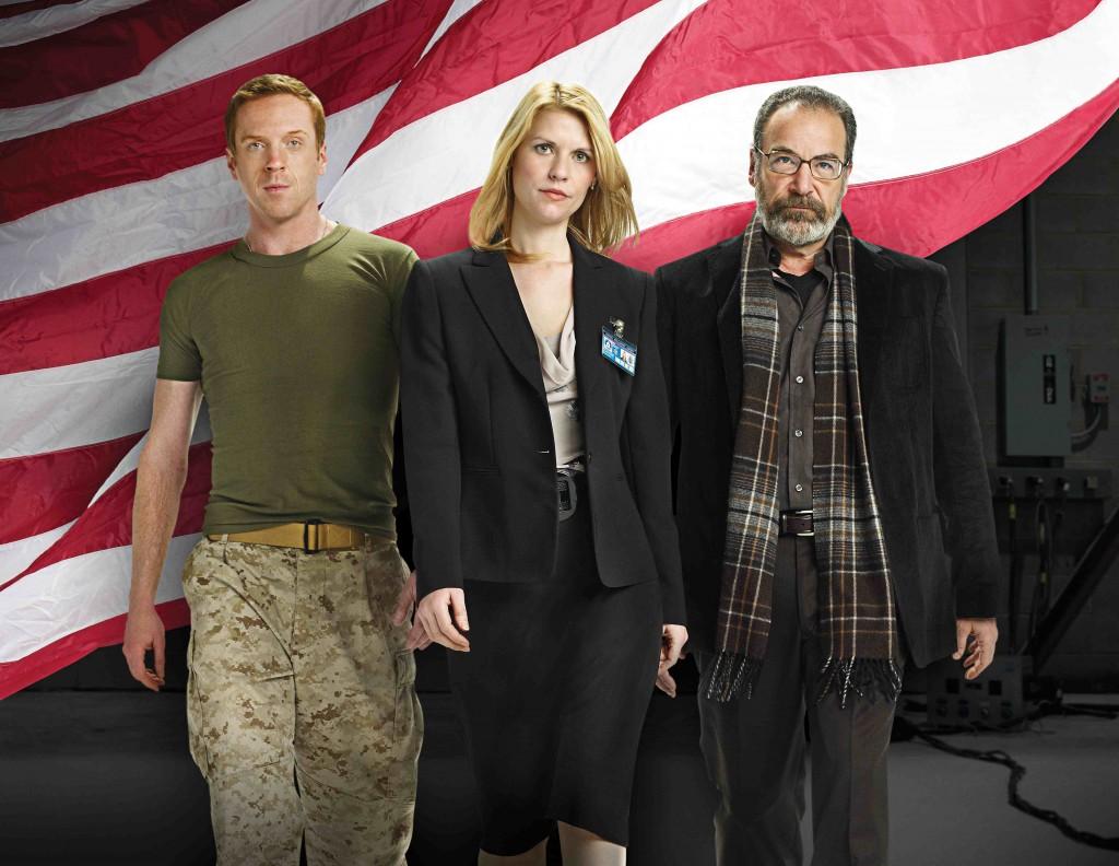 Homeland Showtime Cast Promo Pic