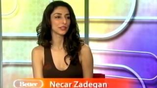 Necar Zadegan Interview April 2011