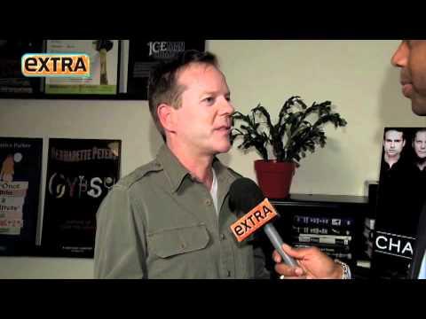 Kiefer Sutherland describes 24 movie