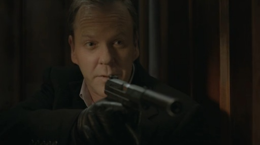Kiefer Sutherland in The Confession finale