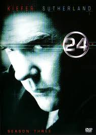 24 Season 3 DVD cover