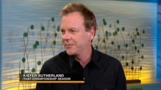Kiefer Sutherland VH1 Big Morning Buzz interview