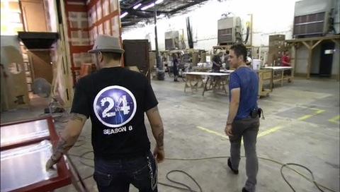 The Ultimate CTU 24 Season 8 DVD Special Feature