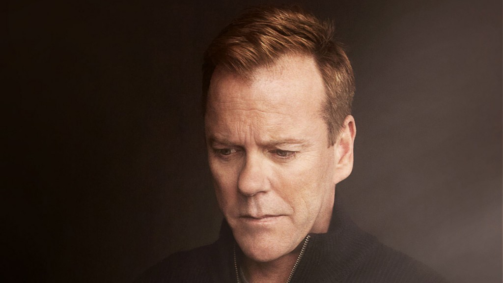 Kiefer Sutherland as Martin Bohm in Touch