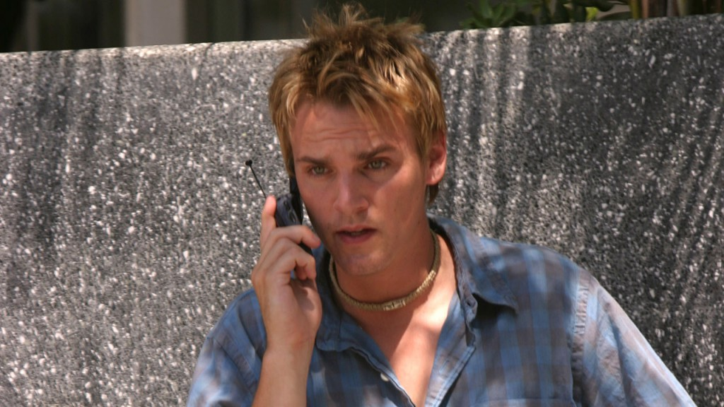 Riley Smith as Kyle Singer in 24 Season 3