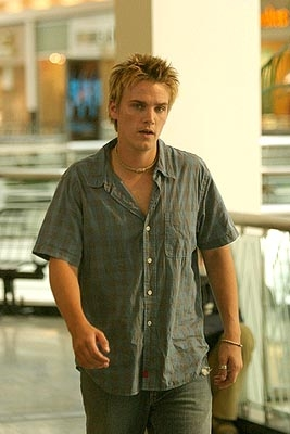 Riley Smith as 24's Kyle Singer