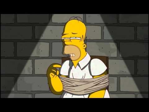 The Simpsons Season 23 Premiere featuring Kiefer Sutherland