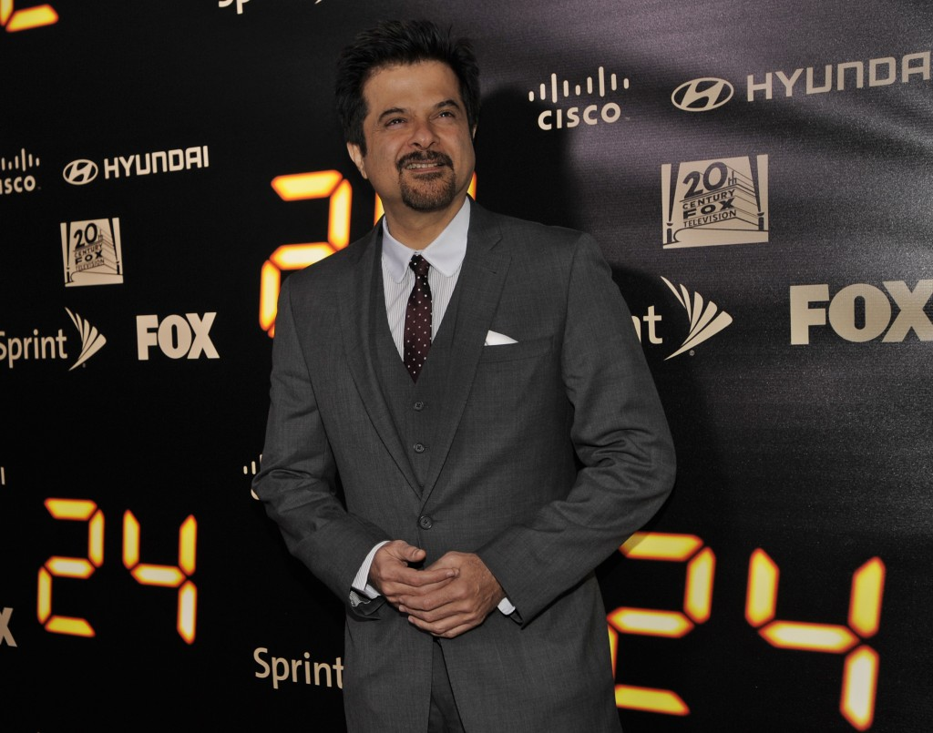 Anil Kapoor at 24 Series Finale Party