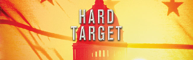 Hard Target novel promo by Howard Gordon