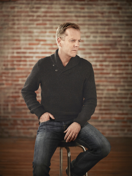Kiefer Sutherland Touch promo pic
