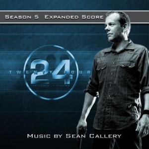 24 Season 5 Expanded Soundtrack