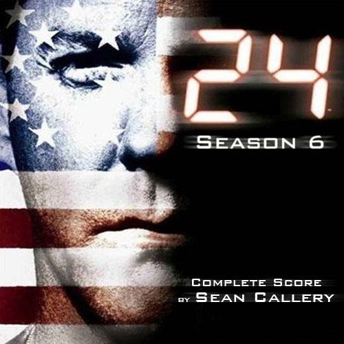 24 Season 6 Expanded Soundtrack