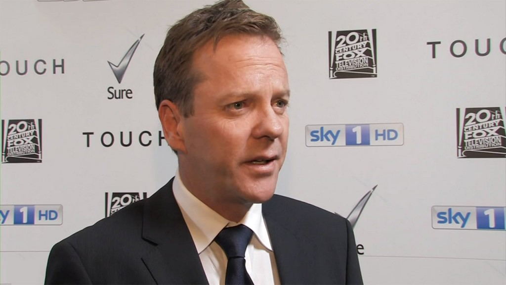 Kiefer Sutherland interviewed about 24 Movie