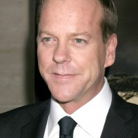 Kiefer Sutherland at 24 Redemption Photo Exhibit