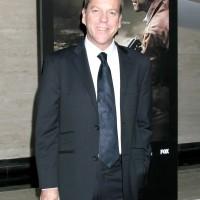 Kiefer Sutherland at 24 Redemption Photo Exhibit 3