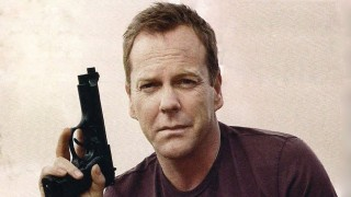Kiefer Sutherland photo shoot as Jack Bauer