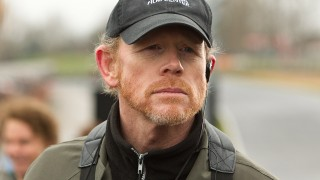 Ron Howard directing Rush