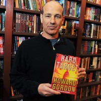 "Howard Gordon Signs Copies Of ""Hard Target"""