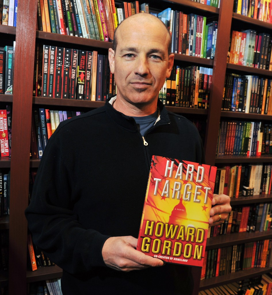 "Howard Gordon Signs Copies Of ""Hard Target"""