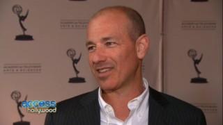 Howard Gordon Access Hollywood Interview