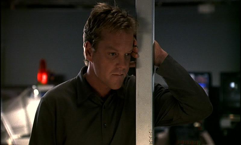Jack Bauer 24 Season 1 Pilot