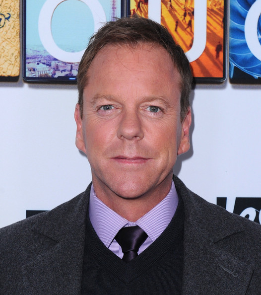 Kiefer Sutherland at Touch screening