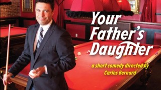 Carlos Bernard - Your Father's Daughter short film