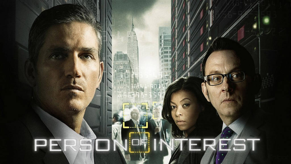 Person of Interest key art