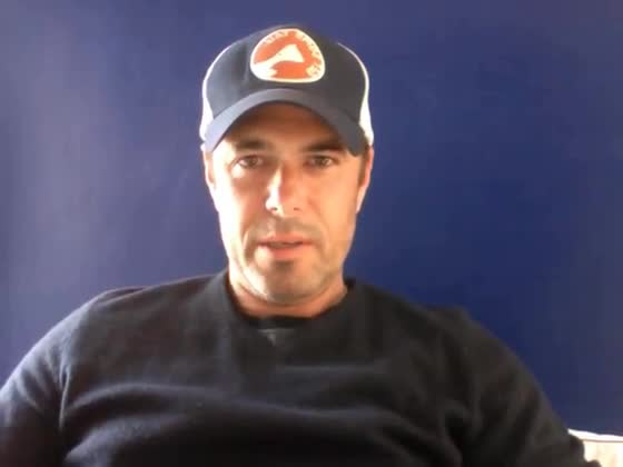 Carlos Bernard Thank You Message